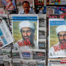 JAV siūlo 1 mln. dolerių atlygį už informaciją apie O. bin Ladeno sūnų