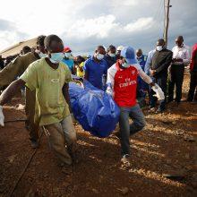 Burkina Fase užpulta aukso kasykla, žuvo 20 žmonių