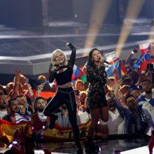 """""""Eurovizijoje"""" – mažiau politikos, šiek tiek kontroversijos ir daug spindesio"""