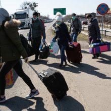 Lietuva ir Lenkija atveria sienas vykstant darbo, verslo ar studijų reikalais