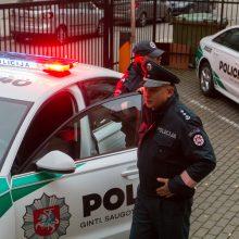 Policija: negyvas Vilniuje rastas paauglys mirė nesmurtine mirtimi
