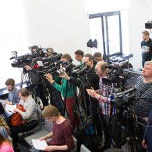 S. Skvernelis: žiniasklaidos misija yra kritikuoti, taip buvo ir bus