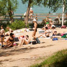 Meteorologai: šis birželis buvo karščiausias per visą stebėjimų laikotarpį