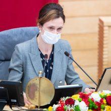 V. Čmilytė-Nielsen: Partnerystės įstatymas Seime turėtų būti artimiausiomis savaitėmis