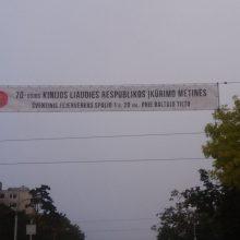 Įsisiūbuoja skandalas: Vilnius komunistinės Kinijos įkūrimo nešvęs?