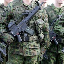 Lietuva artimiausiu metu neplanuoja siųsti karių į Siriją