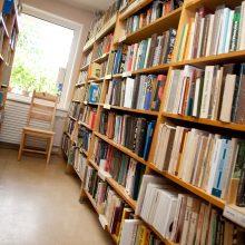 Bibliotekoms dovanojamoms knygoms mokestinės lengvatos nebus