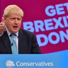 """Artėja galutinis terminas: ES spaudžia britus peržiūrėti """"Brexit"""" planą"""