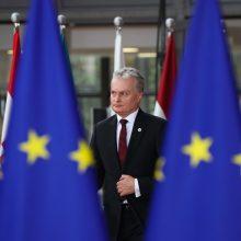 G. Nausėda ir ES šalių lyderiai tarsis dėl klimato kaitos, bendrijos biudžeto