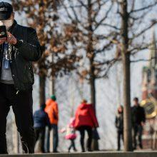 Ekspertai įspėja: viruso krizė padės Rusijai ir Kinijai skaldyti Vakarų vienybę