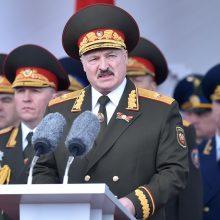 Politologas: A. Lukašenkos žinutė skirta pateisinti rusų kariuomenės buvimą