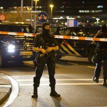 Olandijos oro uoste kilo sumaištis: pilotas pranešė, kad užgrobtas lėktuvas