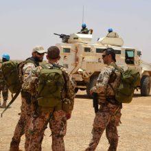 Malyje žuvo trys Jungtinių Tautų taikdariai