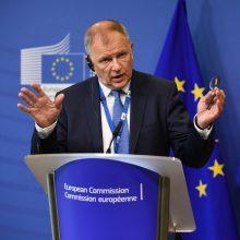 Ką Lietuva deleguos į eurokomisarus: kol kas pavardės nutylimos