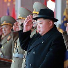 Išties šiurpu: Kim Jong-unas išbandė naują mirties bausmės būdą
