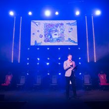 """Prasidėjo """"Comic Con Baltics"""" – į sceną lipo garsių serialų žvaigždės"""