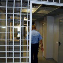 Dėl viruso grėsmės įkalinimo įstaigose skelbiamas prevencinis karantinas