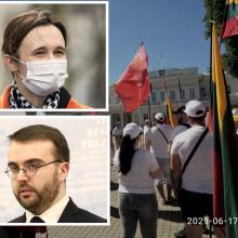 V. Čmilytė-Nielsen: Prezidentūrai nesitikėti reakcijos dėl Šeimų maršo palaikymo buvo naivu