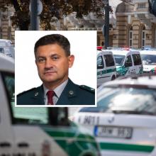 Marijampolės apskrities policijos vadovu išrinktas H. Poškevičius