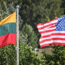 Lietuvos kariai dalyvauja pratybose JAV: scenarijus – Baltijos šalių gynyba