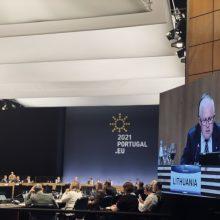 A. Anušauskas: A. Lukašenka nesustos, ES ir NATO privalo turėti greitą reakciją