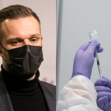 G. Landsbergis: vakcinavimas nuo koronaviruso tampa geopolitiniu iššūkiu