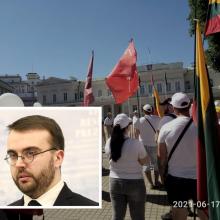 Prezidentūra atmeta kritiką dėl Šeimų maršo: prezidentas nebijo kalbėtis su žmonėmis