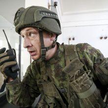 Per karines pratybas Panevėžyje imituojami teroristiniai išpuoliai