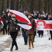 Atvykti į Lietuvą leista beveik 780 režimo persekiojamų baltarusių