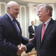 Klausia politologų: ką Lietuvai reiškia JAV dėmesys Baltarusijai?