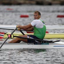 M. Griškonis liko per žingsnį nuo pasaulio čempionato medalio
