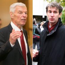 Įkalinto A. Paleckio tėvas: suprastėjo sūnaus sveikata, jis labai sulysęs