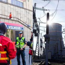 Lietuvoje 4 dienas vyks didžiulės pratybos: ruošimės nelaimei Astrave