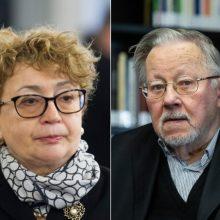 V. Landsbergio atsakas: F. Kukliansky nesusigaudo, ką daro