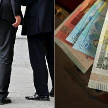 Vyriausybė ruošiasi kelti valstybės tarnautojų bazinės algos dydį