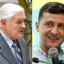 Ukrainos vadovui nepavyks atvykti į V. Adamkaus konferenciją Vilniuje