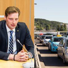 K. Mažeika: taršos mokestis biudžetą papildytų iki 100 mln. eurų