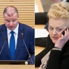 S. Skvernelis: informacija apie I. Rozovą netrukdo koalicijai su LLRA