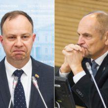 """A. Verygą etikos sargams apskundė kolega – """"valstietis"""" A. Kirkutis"""