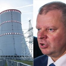 S. Skvernelis: Astravo AE išlieka iššūkiu Baltijos šalims ir visam regionui