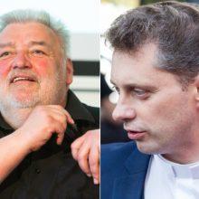 Elito apklausa: įtakingiausi visuomenininkai – A. Bumblauskas ir R. Doveika