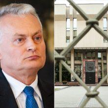 """Prezidentūra: Seimas kovoja su išgalvotais """"baubais"""""""