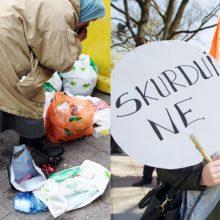 Garsiai kalbama apie gerovės valstybę, bet skurdas Lietuvoje nemažėja