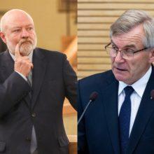 E. Gentvilas: V. Pranckietis klaidingai įsivaizduoja, kad opozicija jį palaiko