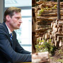 K. Mažeika: siūlymas vėl skaidyti miškų urėdiją yra žalingas valstybei