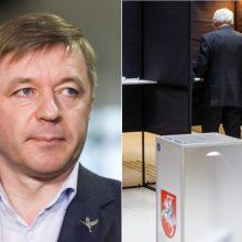 Nebijo nuleisti rinkimų kartelės: žmonės puskvailių į Seimą neišrinks