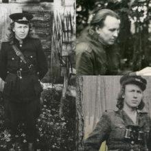 Partizano A. Kraujelio-Siaubūno palaikai atguls Antakalnio kapinėse