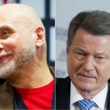 Teismas vėl spręs, ar keisti kaltinimą R. Paksui ir G. Vainauskui