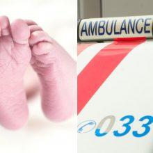 Tęsiasi nelaimės su kūdikiais: Kaune mirė septynių mėnesių mažylis