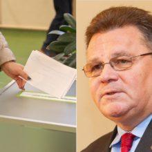L. Linkevičius ragina užsienio lietuviams įsteigti dvi rinkimų apygardas
